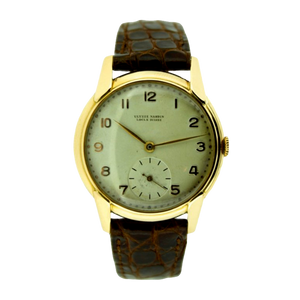 Ulysse Nardin 18K Dress Watch