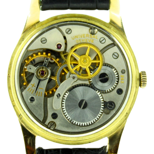 Universal Genève 18K Dress Watch