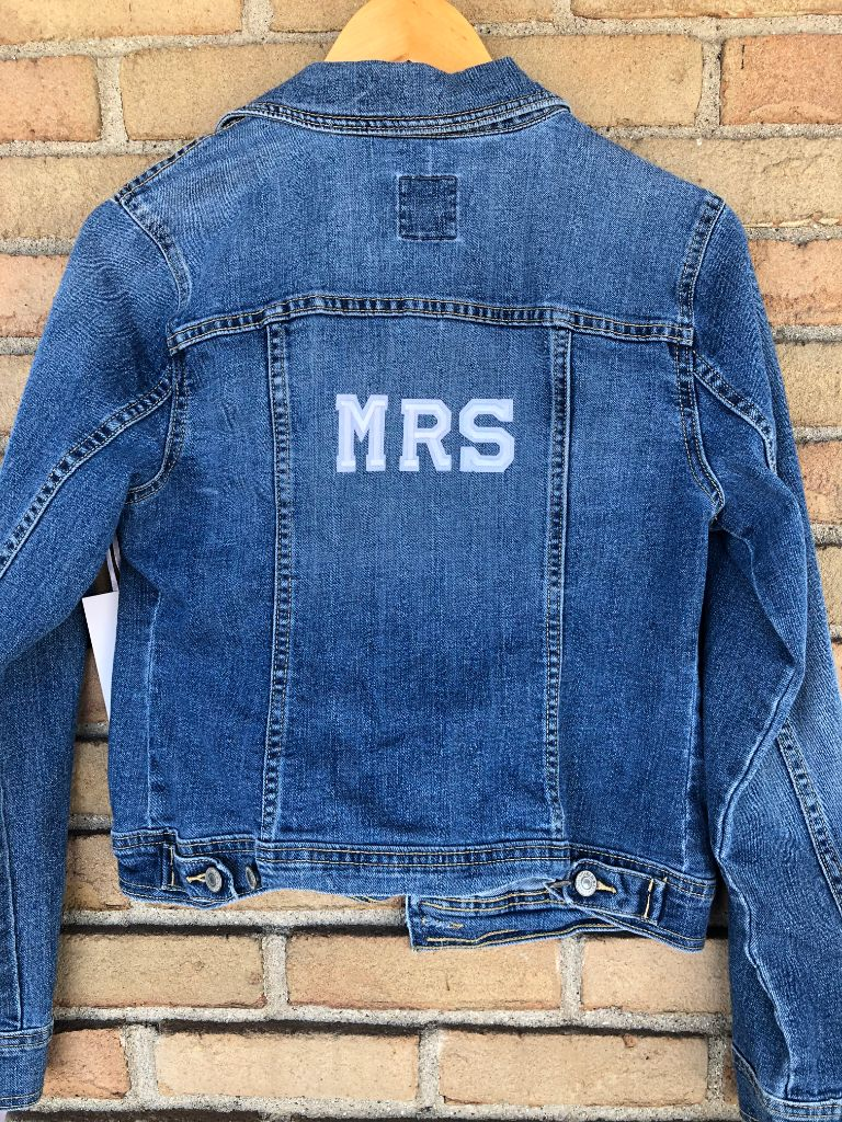 Tag Size M | Mrs Jacket