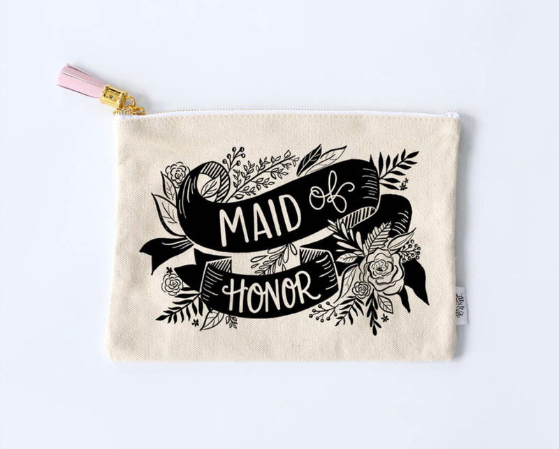 Maid of Honor Pouch