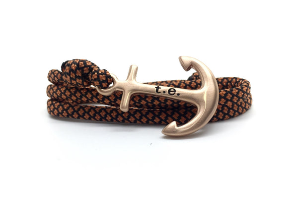 Rose Gold Anchor