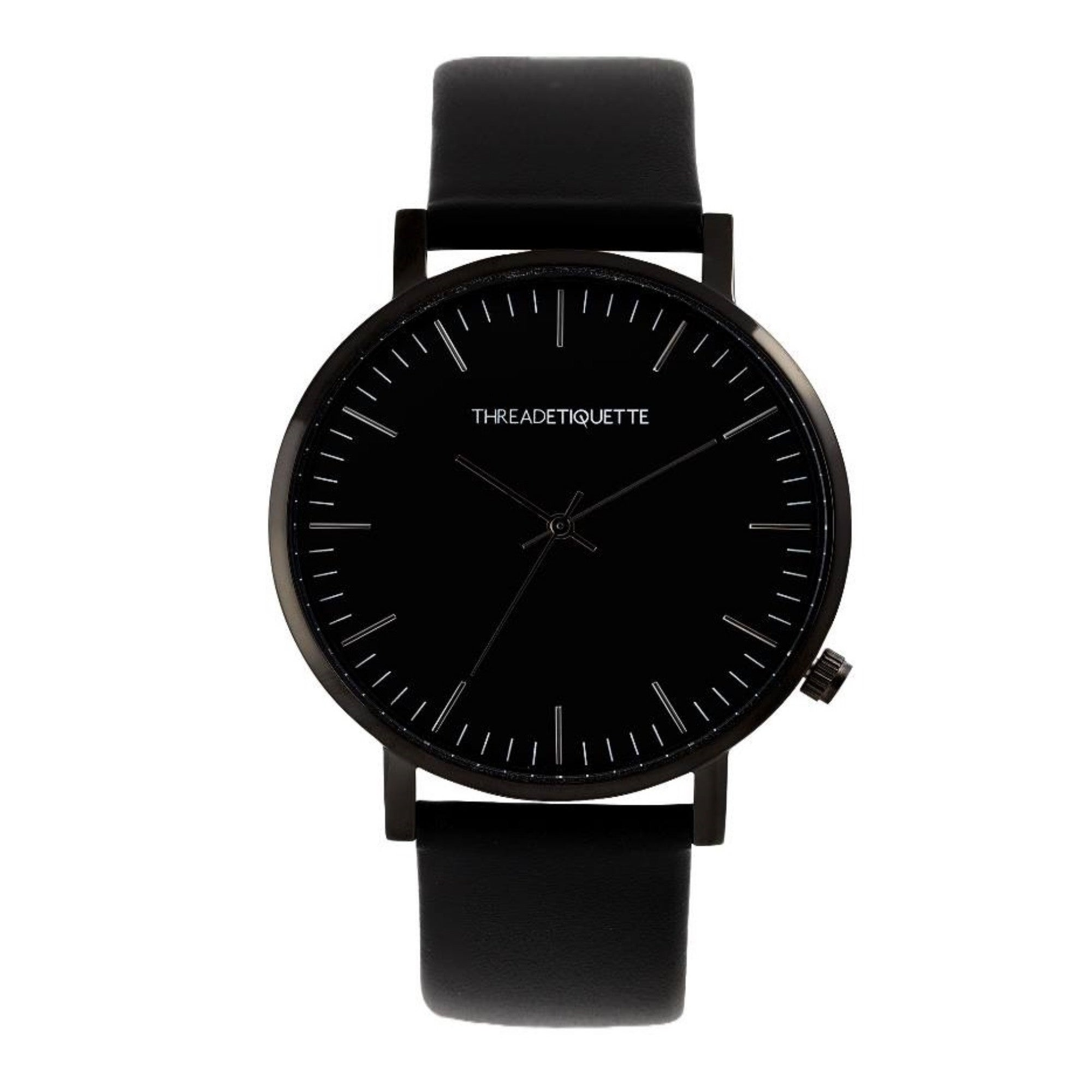 classic watches rb products new black votum newclassicorangeblack