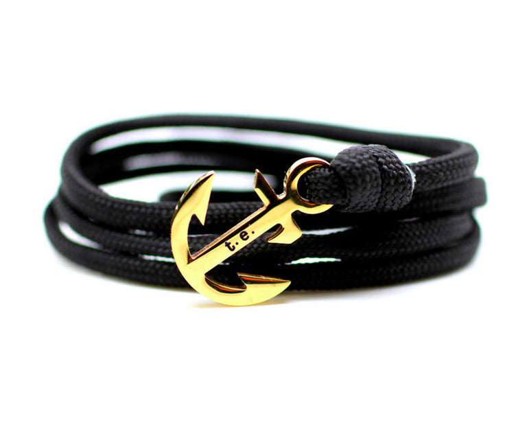THE ROCKER FELLA ANCHOR BRACELET