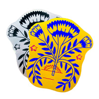 Wild West Flower (single sticker)