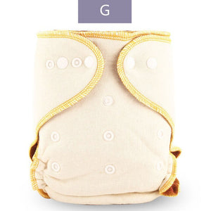 Reusable Fitted Diaper
