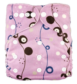 Cloth Diapers Nappy Reusable