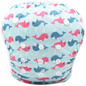 diaper baby reusable swimming