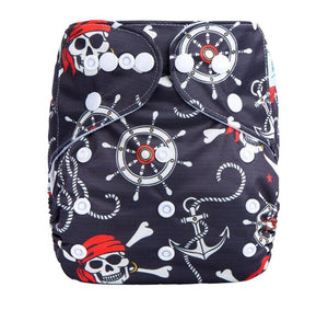 Adjustable Cloth Diaper