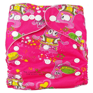 Washable Diapers Reusable Baby