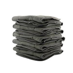 10pcs and 5pcs Reusable Bamboo Charcoal Insert Baby Cloth Diaper