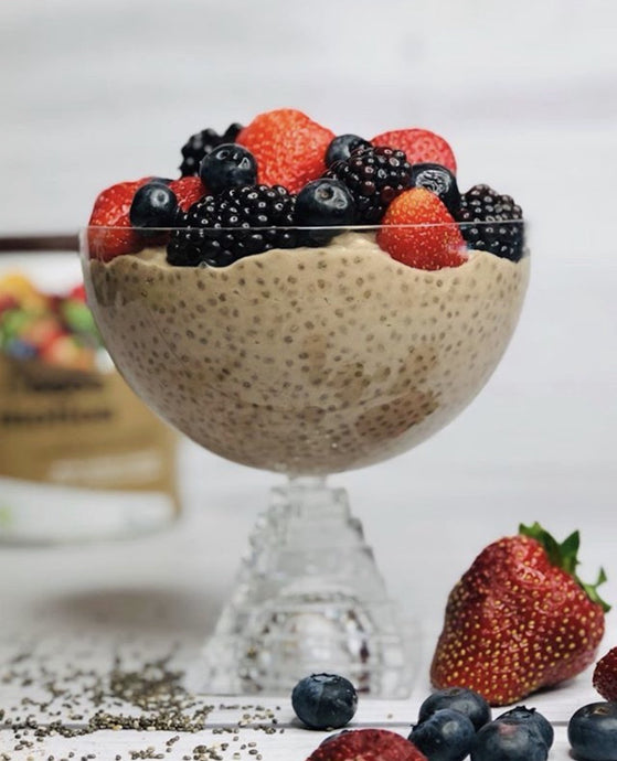 Cocoamotion Chia Pudding