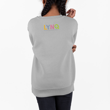 Load image into Gallery viewer, LOVE- Grey Crew Neck