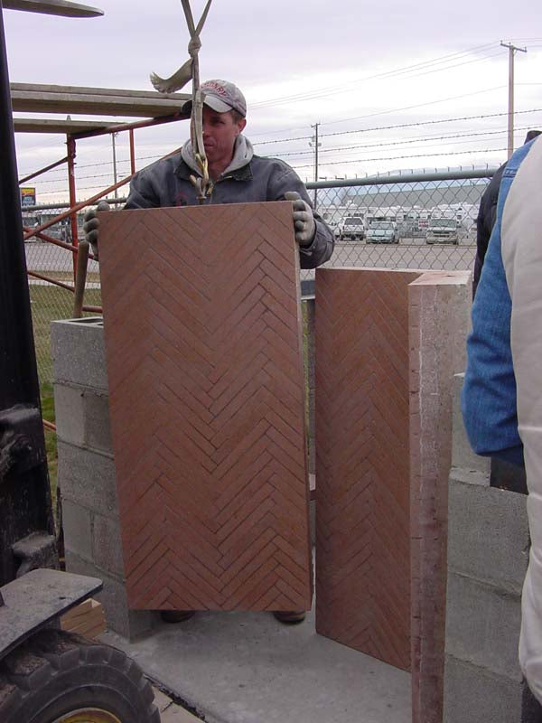 Herringbone Fireboxes