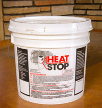HeatStop premixed refractory mortar