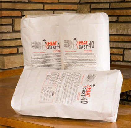 HC40 Heat Cast-40 (40# bag)