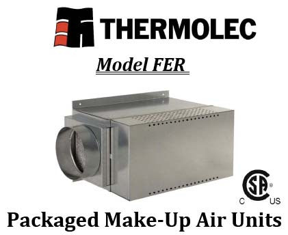Thermolec Make-up Air System