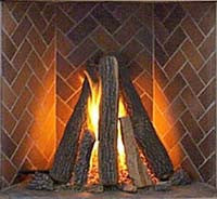 Gas Logs - Natural Gas TIPI