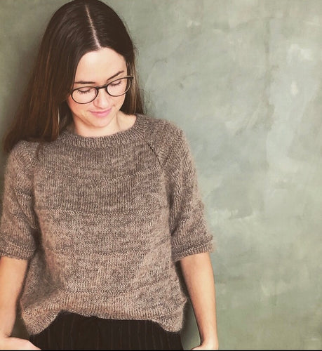 Strikkeopskrift Everyday Sweater - Never Not Knit
