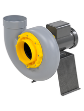 Load image into Gallery viewer, Plastec 20 Direct Drive Forward Curve Polypropylene Blower