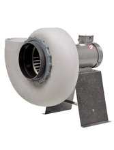 Load image into Gallery viewer, Plastec 35 Direct Drive Forward Curve Polypropylene Blower