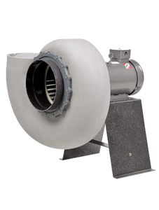 Plastec 35 Direct Drive Forward Curve Polypropylene Blower