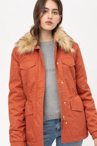 Siena Anarack Jacket