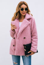 Load image into Gallery viewer, Arctic Bunny Sherpa Blazer Jacket