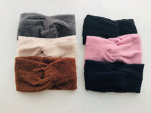 Load image into Gallery viewer, Sherpa Ear Warmer Headband