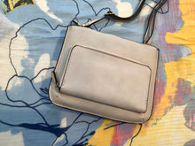 Load image into Gallery viewer, Double Pocket Vegan Crossbody Bag
