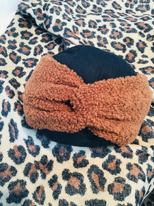 Sherpa Ear Warmer Headband