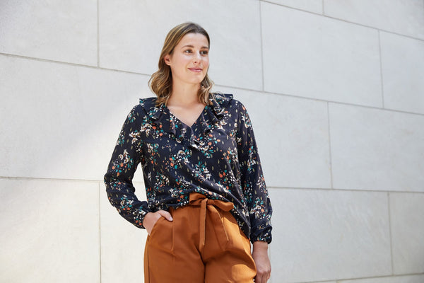 Liv blouse - PDF pattern
