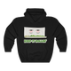 KEET IT ROLLIN' Hooded Sweatshirt - Stoner Point