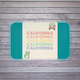 HIPPIE CALIFORNIA Bath Mat - Stoner Point