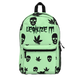 WEED & SKULL LEGALIZE IT! WATERPROOF Backpack - Stoner Point