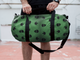 WEED & SKULL Duffel Bag - Stoner Point