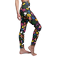WEED & MUSHROOMS Leggings - Stoner Point