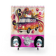 60's PARTY Shower Curtain - Stoner Point