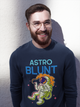 ASTROBLUNT Crewneck Sweatshirt - Stoner Point