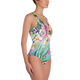 FLORAL One-Piece Swimsuit - Stoner Point