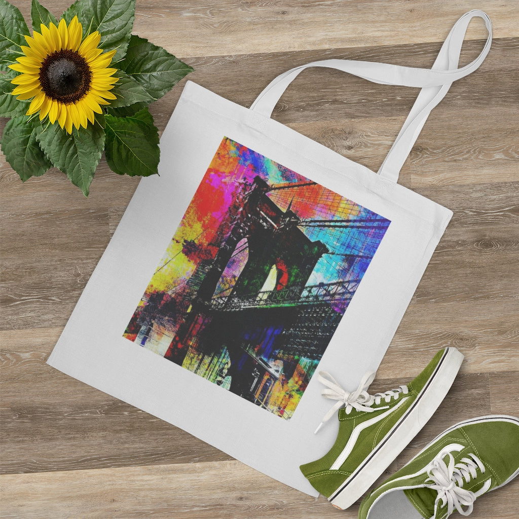 Brooklyn Bridge© Tote Bag - STUDIO ART STREET