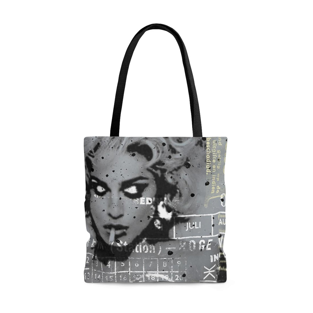 BAD GIRL© AOP Tote - STUDIO ART STREET