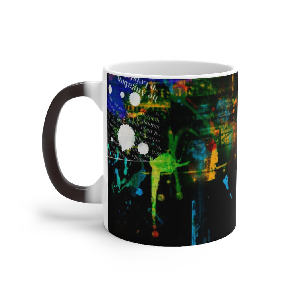 LA LUNA© Changing Mug - STUDIO ART STREET