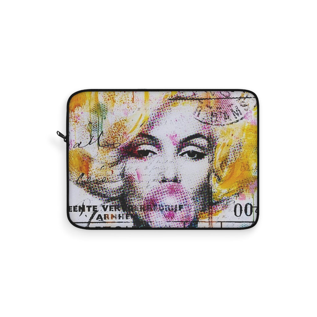 MARLYN BUBBLE GUM© LAPTOP SLEEVE - STUDIO ART STREET