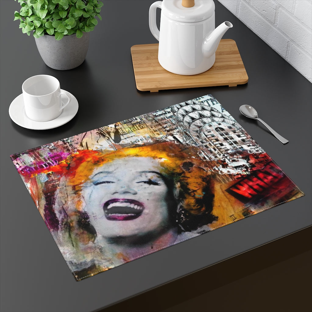 WHAT© ARTSY Placemat - STUDIO ART STREET