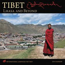 ICT's 2013 Calendar: Lhasa and Beyond Calendar