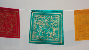 Windhorse Eco-Paper Prayer Flags