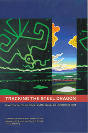 Railway Report Tracking the Steel Dragon
