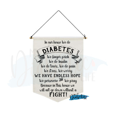 Diabetes Penant - diabetes awareness, medical, type one diabetic, stemless wine glass - MyDiabeticLife