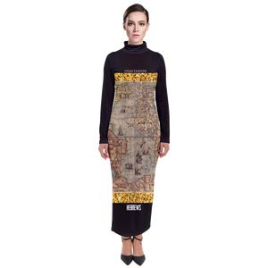 JF Signature (Scattered) Turtleneck Dress