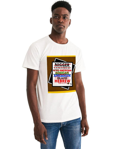 JF Signature Men's H-Identity Graphic T-shirt